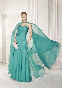 как сшить осенне платье