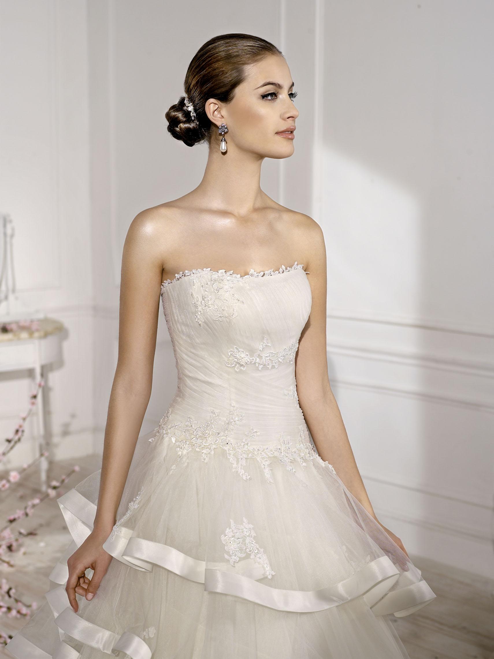 Свадебные Платья Похожее Наfara Sposa Fhn 5081